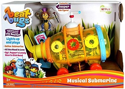 Beat Bugs Musical Submarine