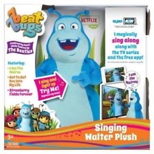 Beat Bugs Singing Walter Plush