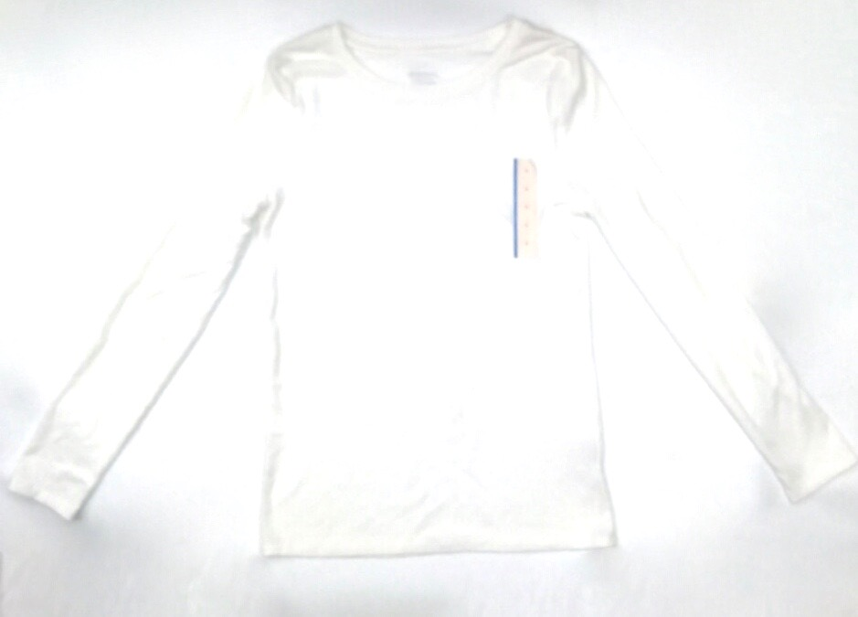 Ladies Long Sleeve Shirt White