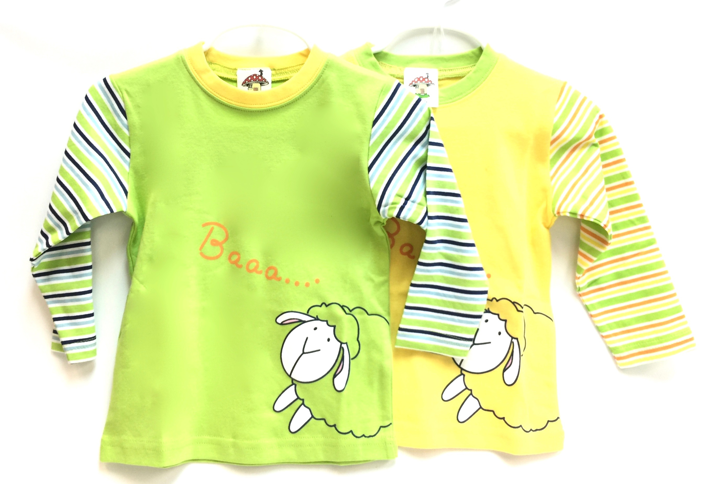 (IBWB511) Baaa Sheep Tee Shirt 2/A