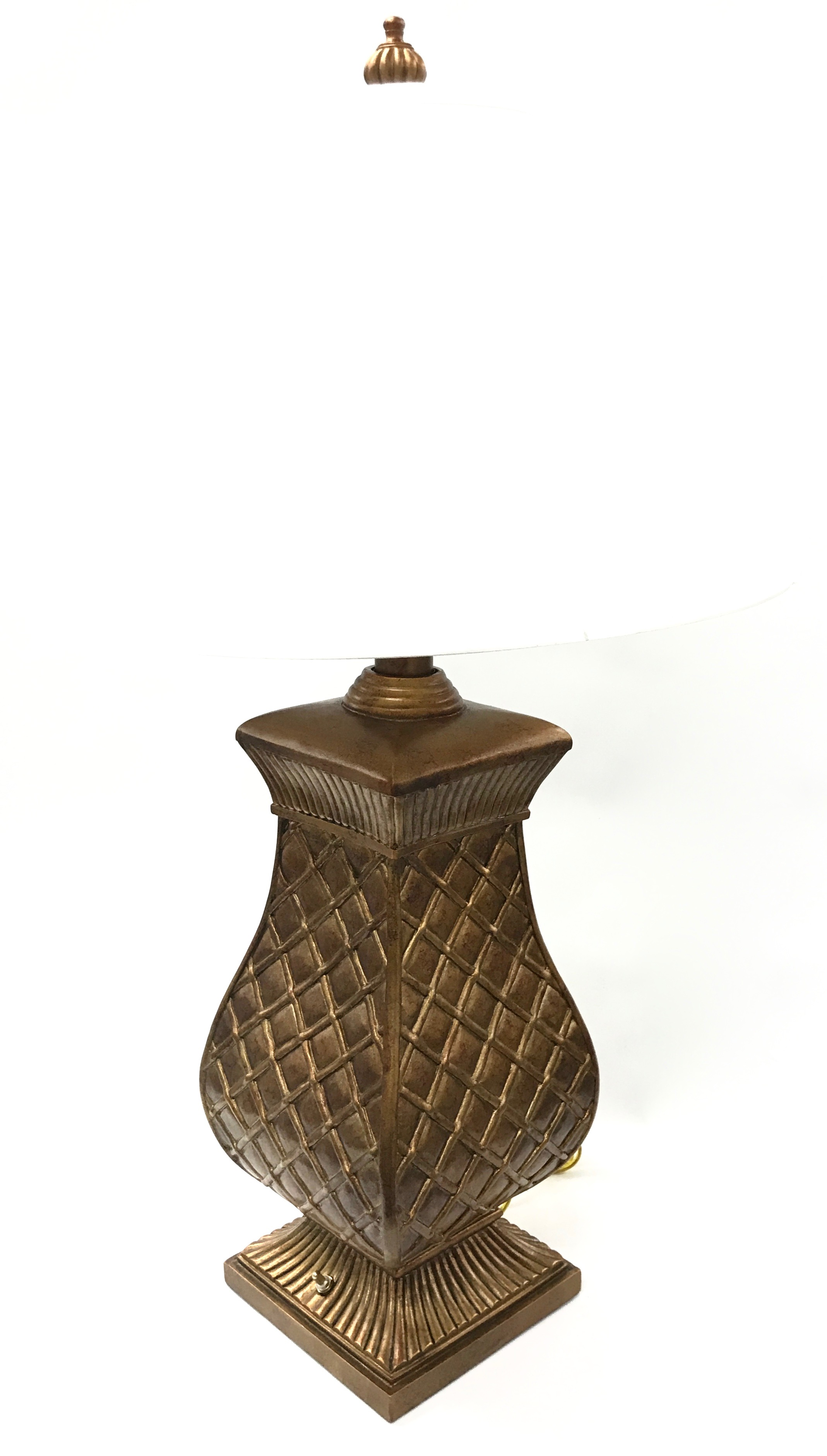 Table Lamp Vistonia Bronze