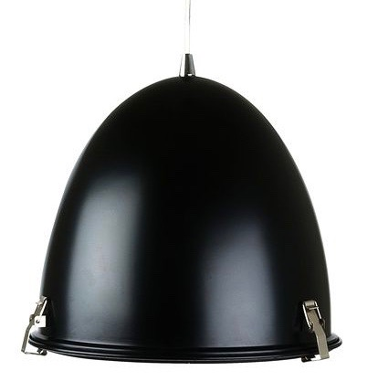 Pendant Lamp Mini Cone - Black