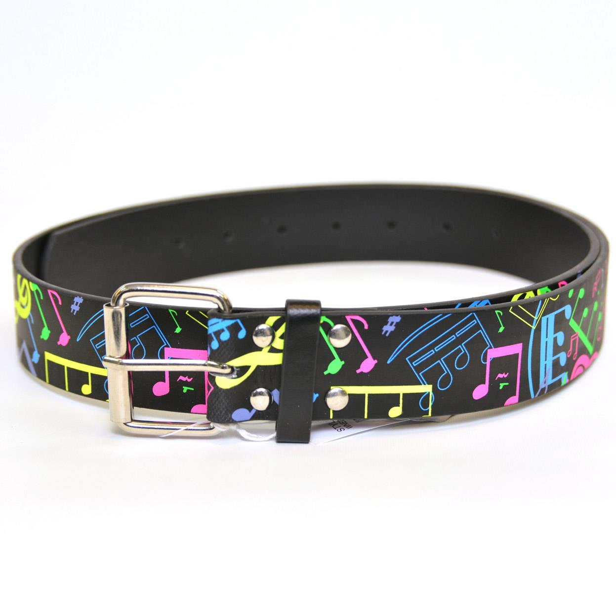 Belt - Musical Notes