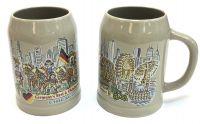 Chicago Beer Stein 1/2 Liter