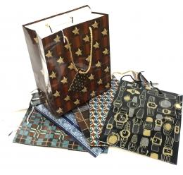 Medium Gift Bag - Masculine Asst