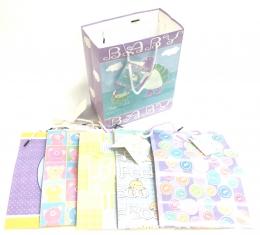 Medium Gift Bag - Baby Asst