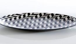 Soho Party Plate