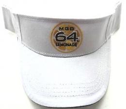 MGD Visor - White