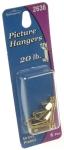 Picture Hanger Brass Pltd 20 Lb