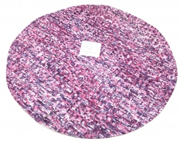 Madrid Round Placemat Berry