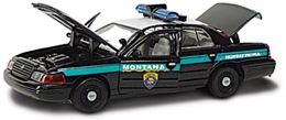1:43 Scale 2000 Ford Crown Victoria