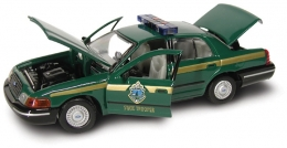 1:43 Scale Ford Vermont State Trooper
