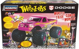 Monster Truck Kit - Huey