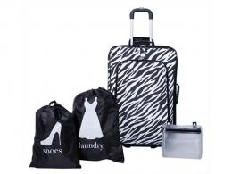Zebra Luggage 25