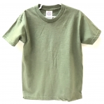 Youth Short Sleeve Tee - Moss