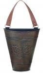 148598 Wall Basket - Vintage Grape