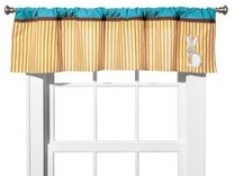 Zutano Blue Into the Forest Valance