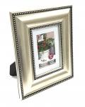 Montclair Satin Metal Picture Frame 5x7