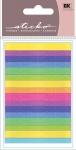 Rainbow Tape Strips