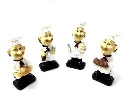 Chef Bobble Head 4/A