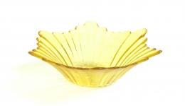 Glass Tulip Candleholder