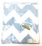 (460688) Shower Curtain Blue 72x72