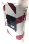 (461607) Herringbone Duvet Cover Pink King