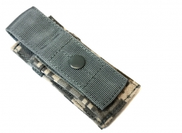 M9 Single Flat Mag Pouch W/Molle