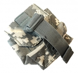 Single Frag Grenade Pouch W/Molle