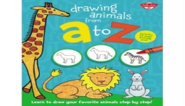 Drawing Animals A To Z Book