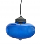 Linea Di Liara Glass Pendant - Blue