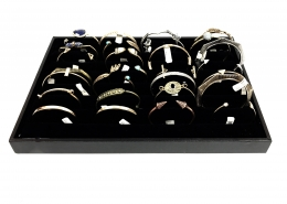 Bracelet Assortment 28 Pc Tray
