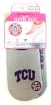 Womens College Gripper Sock - TCU