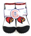 Skid Proof Shoes - Louisville Cardinals