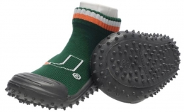 Skid Proof Shoes - Miami Hurricanes