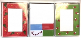 X-Mas Imprintables 10 pk w/env