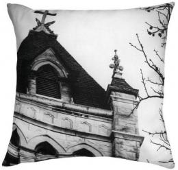 Urban Church Pillow