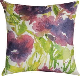 Purple Passion Pillow 18x18