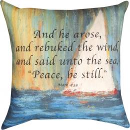 White Sail W/Verse 18