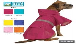 Rain Jacket Pink/Blue