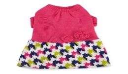 Heightened Brights Sweater Dress