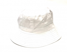 Youth Bucket Hat White