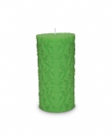 Paramount Medium Pillar Candle Lime