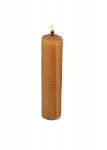 Honey Crafty Taper Candle