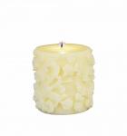 Profound Crème Petite Pillar Candle