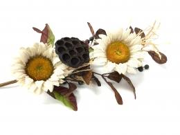 Sunflowers Spray Cream