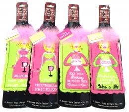 Birthday Bottle Charms Asst