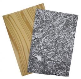 Wonderfoam Designs Marble/Wood 10 Sht