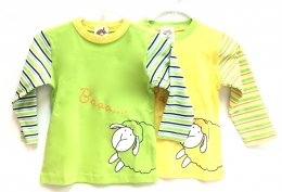 (IBWB511) Baaa Sheep Tee Shirt 2/A