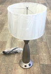 Copper Bronze Table Lamp